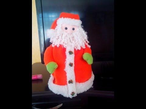 Cubre Rollo Papa Noel