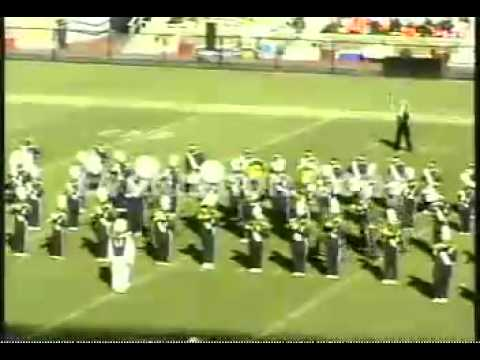 Litchfield High School Marching Aristocrat Eagle Band-Gadsden, Al WWW.SWEACDRILLS-com