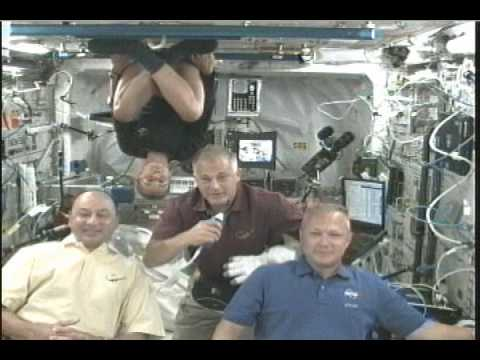 STS-127 Crew Answers Your Questions From Space #5