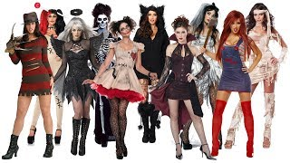 10 Best Sexy Scary Halloween Costume Ideas for Women