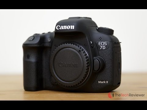 Canon 7D Mark II For Video Review - Can It Compete With The GH4?