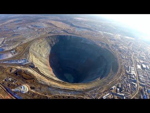 Най-страховитите места в Русия ! Изоставени и зловещи !