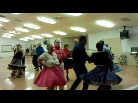 Square Dance Modern Western Style in Mesa/Apache Junction, Arizona