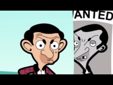 Mr Bean The Animated Series - Wanted video