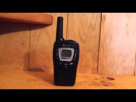 NOAA Weather Radio Stations we get here on my Walkie talkie 10/23/2015