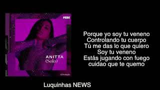 Anitta Veneno Letra