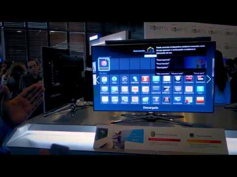 Samsung Smart TVs 2013: F8000. F7500. F6800. F6400. F5500
