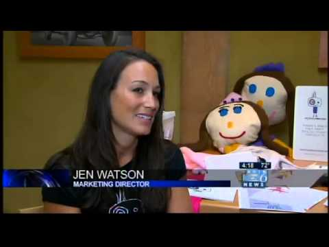 Portland business turns kids  drawings into stuffed animals