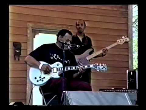 Junior Kimbrough - Chicago Blues Festival (1995) Part 2