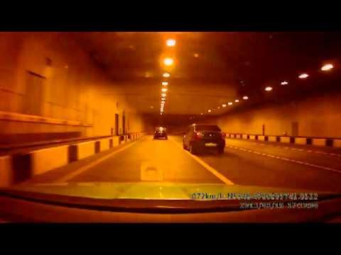 ТТК тунель 19.08.2013