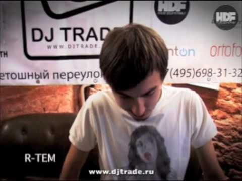 R-Tem & DJTRADE with DJFamily represent Pioneer CDJ-2000 (Russia),