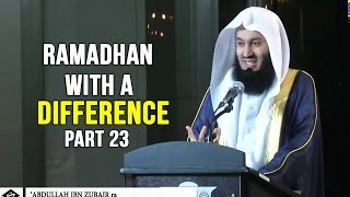 Getting to Know the Companions – Day 23 – Abdullah Ibn Zubair & Abbaad Ibn Bishr (RA) – Mufti Menk