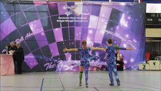 Janique Steiner & Jascha Steiner - Saar Kings Cup 2018