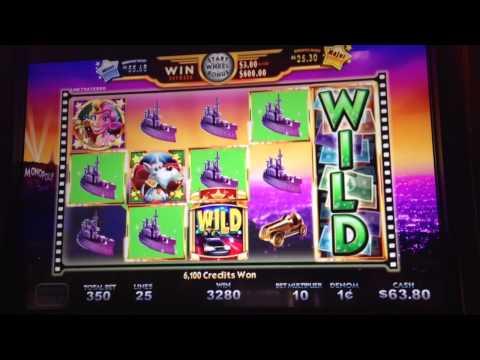 Super Monopoly money replicating wild #2 on max bet