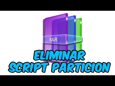 Quitar el Script de una ROM Particionada en Android