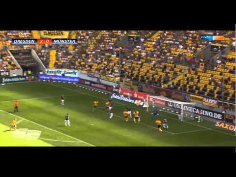 4. | Dynamo Dresden - Preußen Münster | 09.08.2014