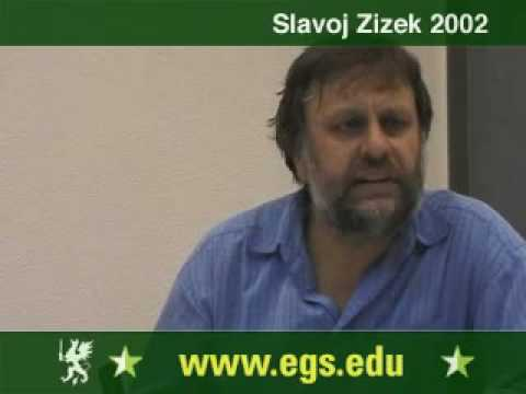 Slavoj Zizek. On Belief and Otherness. 2002 3/6