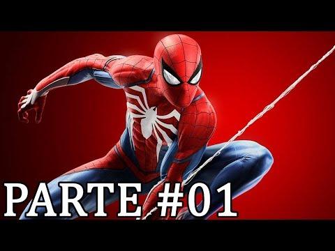 Spider.Man PS4 Pro. Gameplay. Dublado e Legendado PT.BR. PARTE 01