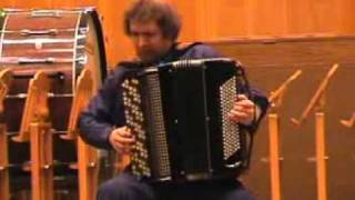 Wl.  Solotarjow (1942 1975) Monastery of Ferapont. Sergey Naiko (accordion)