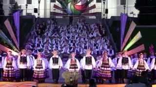"""Polonez - Jubileusz 65-lecia ZPiT """"Lublin"""" im. W. Kaniorowej, Lublin 22.06.2013"""