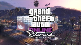 GTA ONLINE: THE DIAMOND CASINO & RESORT $100,000,000 SPENDING SPREE BUYING EVERYTHING & MORE!