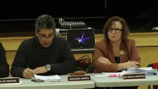 2017-11-13 Board of Education Meeting