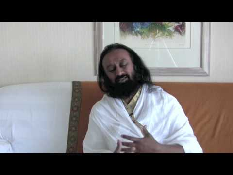 Sri Sri Ravi Shankar - body mind and spirit in a health balance...