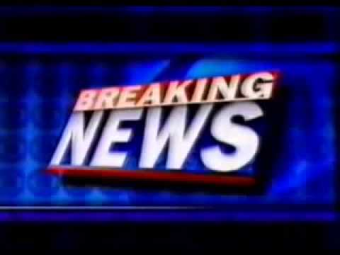 Breaking News   Sound Effect video