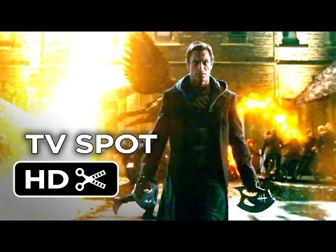 I Frankenstein Official Tv Spot 1 2014 Aaron Eckhart Movie ...