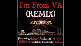 Loco - I'm From V.A. (Remix)