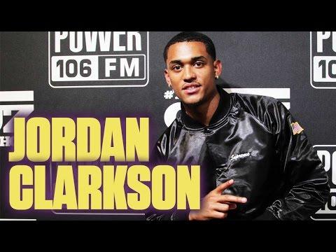 Jordan Clarkson Speaks On Luke Walton & Lakers Without Kobe