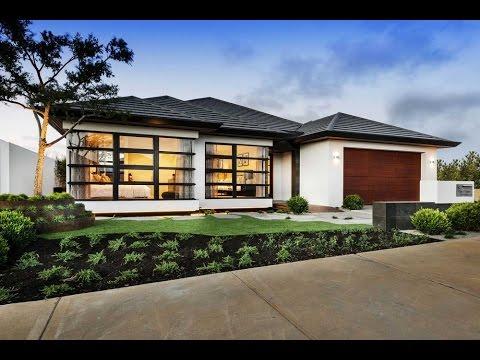 Dise o de casa de un piso estilo oriental youtube for Diseno para casas de 2 pisos