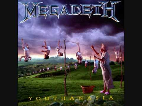 Megadeth - Blood Of Heroes