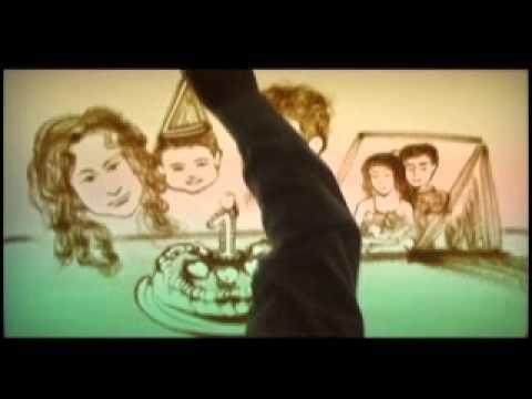 2011送给妈妈们最好的礼物感人沙画表演——母亲节快乐!  mothers day