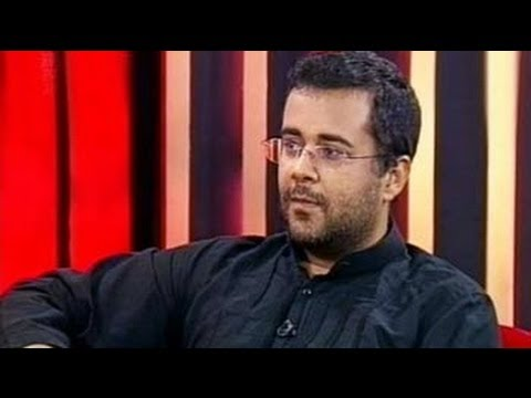 In conversation with Chetan Bhagat (Aired: August 2009)