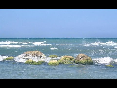Каспийское море — самое большое бессточное озеро
