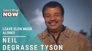 Leave Elon Musk Alone!: Neil deGrasse Tyson on Tesla and Space X Co-founder