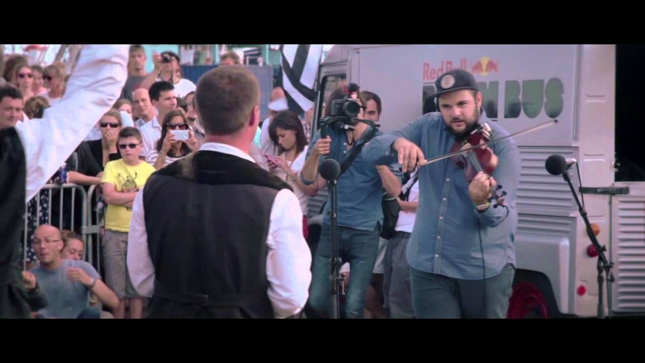 2 DJ rencontrent le Bagad de Lorient