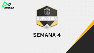 [PT-BR] PRG vs. paiN // Uppercut vs. Team oNe | Superliga ABCDE 2019 - Semana 4
