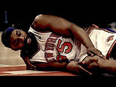 NBA Career Ending Injuries Compilation
