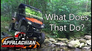 4 Things You Might Not Know About Your Honda Pioneer 500