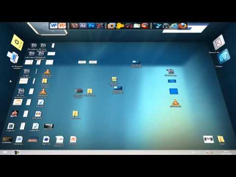 Windows 8 mit 3D Oberfläche