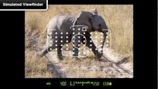 Canon EOS 5D Mark III - Tutorial AF Area Selection 1/14