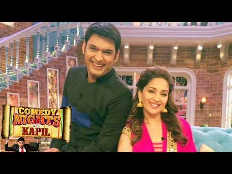 Madhuri Dixit To Shake A Leg On Comedy Nights With Kapil | 23 May 2015 Episode