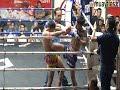 Muay Thai - Satanmuanglek vs Sarawute (สะท้านเมืองเล็ก vs สราวุธ),Rajadamnern Stadium,Bangkok,5.4.17