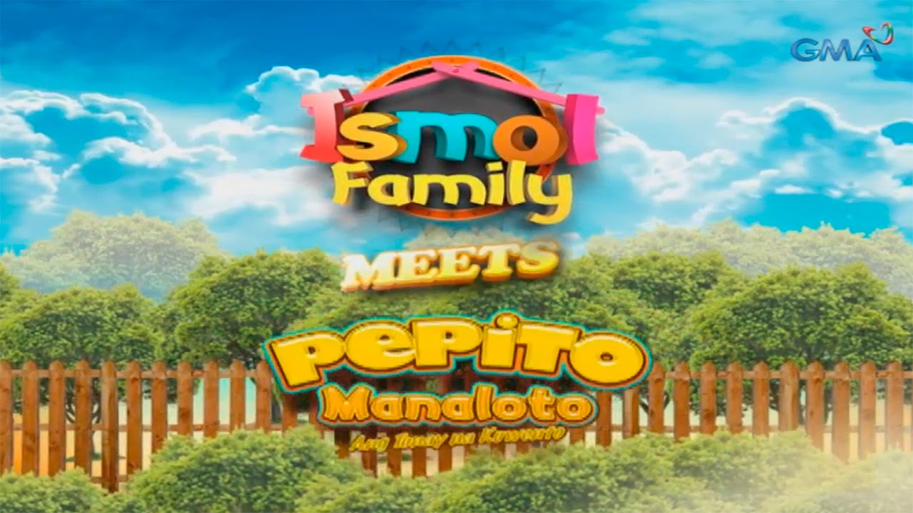 Ismol Family Ep. 97: The Ismol family meets the Manaloto family!