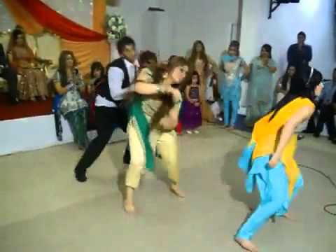 Pakistani Wedding Dance video
