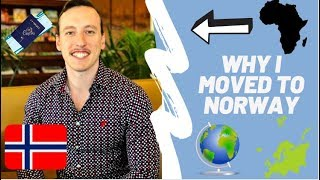 🇳🇴 NORWAY VLOG-Why I Moved To Norway-Ep 1