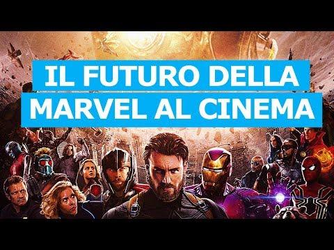 Film Marvel futuri - fase 4, che cosa ci aspetta (2018)