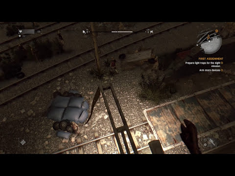 The FGN Crew Plays: Dying Light Part 2 - Power Outage (PC)